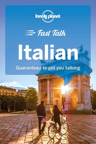 Lonely Planet Fast Talk Italian - Phrasebook (Paperback)
