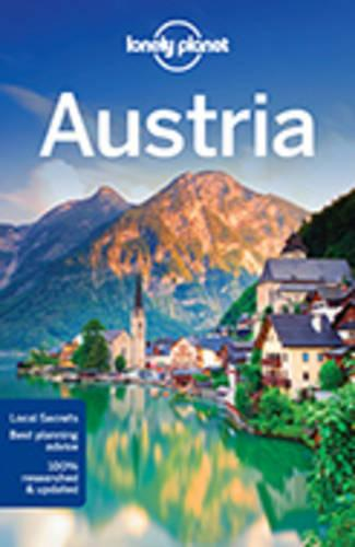 Lonely Planet Austria - Travel Guide (Paperback)
