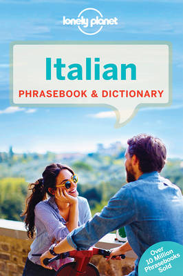 Lonely Planet Italian Phrasebook & Dictionary - Phrasebook (Paperback)