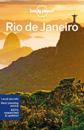 Lonely Planet Rio de Janeiro - Travel Guide (Paperback)