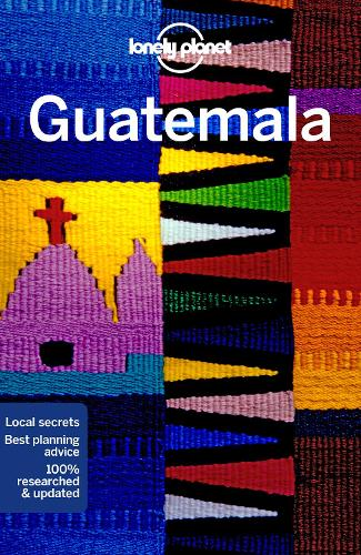 Lonely Planet Guatemala - Travel Guide (Paperback)
