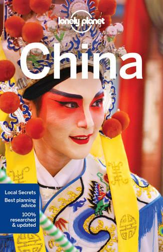 Lonely Planet China - Travel Guide (Paperback)