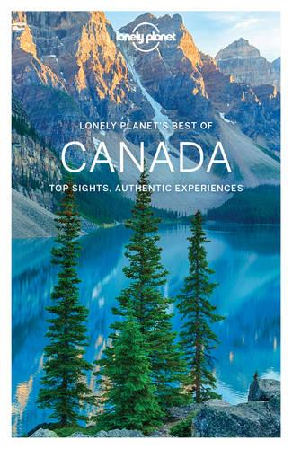 Lonely Planet Best of Canada - Travel Guide (Paperback)
