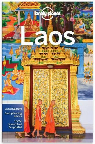 Lonely Planet Laos - Travel Guide (Paperback)
