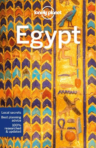 Lonely Planet Egypt - Travel Guide (Paperback)
