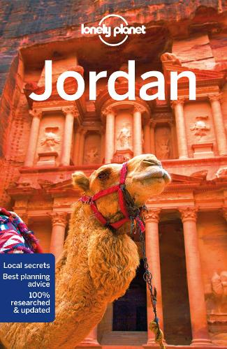 Lonely Planet Jordan - Travel Guide (Paperback)