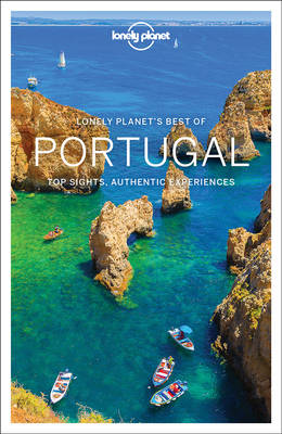 Lonely Planet Best Of Portugal By Lonely Planet Waterstones - Portugal map lonely planet