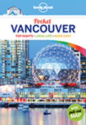 Lonely Planet Pocket Vancouver - Travel Guide (Paperback)
