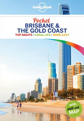 Lonely Planet Pocket Brisbane & the Gold Coast - Travel Guide (Paperback)