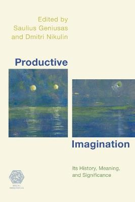Productive Imagination: Its History, Meaning and Significance - Social Imaginaries (Paperback)