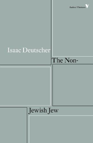 The Non-Jewish Jew: And Other Essays - Radical Thinkers (Paperback)