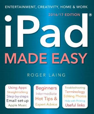 iPad Made Easy (New Edition) - Made Easy (Paperback)
