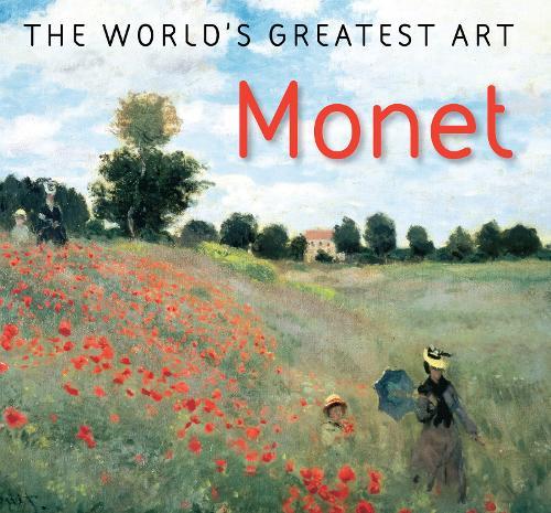 Monet - The World's Greatest Art (Paperback)