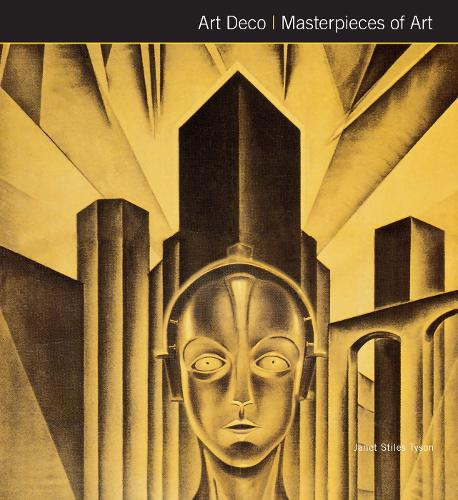 Art Deco Masterpieces of Art - Masterpieces of Art (Hardback)