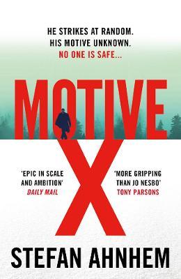Motive X - A Fabian Risk Thriller 3 (Paperback)