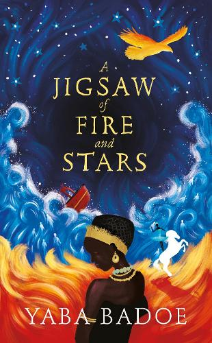 A Jigsaw of Fire and Stars (Paperback)