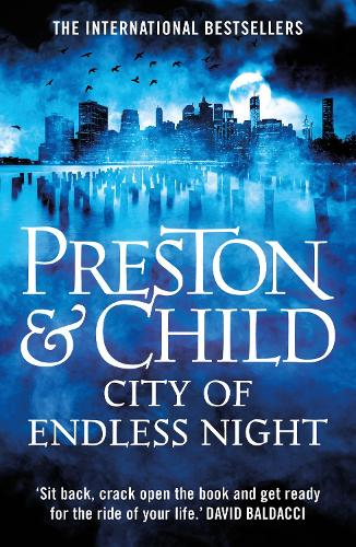 City of Endless Night - Agent Pendergast 17 (Paperback)