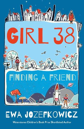 Girl 38: Finding a Friend (Paperback)