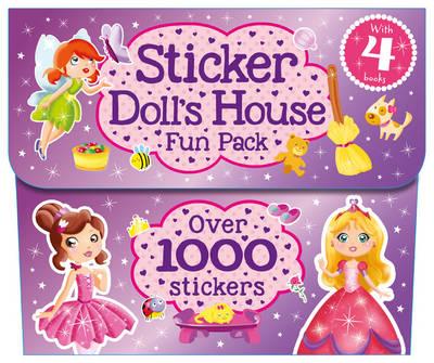 My Pretty Sticker Dollhouse Pack