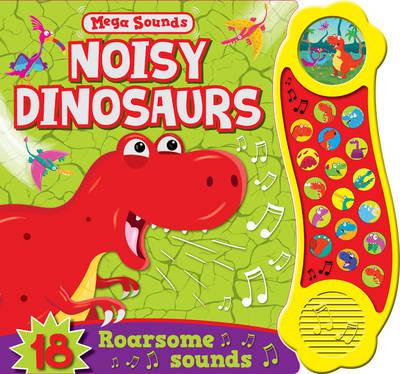 Dinosaurs - Mega Sounds (Board book)