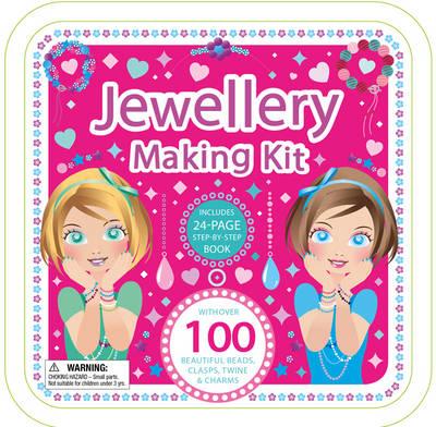 Jewellery Making - Kids Hobby Tins