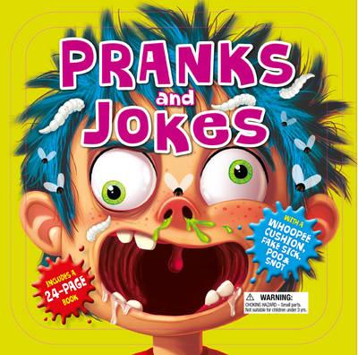 Pranks and Jokes - Kids Hobby Tins