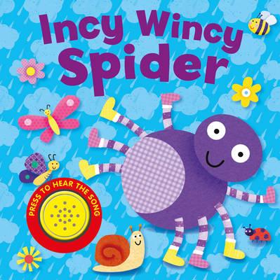 Incy Wincy Spider - Wiggly Fingers (Hardback)