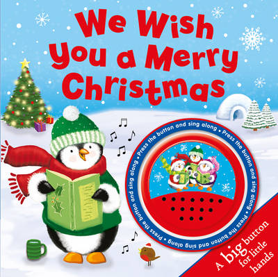We Wish You A Merry Christmas (Hardback)