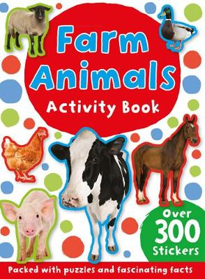 Farm Animals - SA Animal Stickers (Paperback)