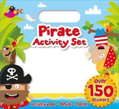 Pirate Activity Set - Handbag Activity Boxset