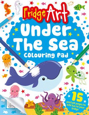 Under The Sea - Fridge Art Book 3 (Paperback)