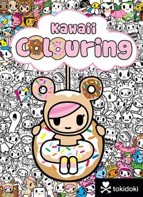 Kawaii Colouring - Awesome Colouring Tokidoki (Paperback)