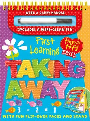 Taking Away - Tiny Tots Easels (Spiral bound)