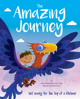 The Amazing Journey - Picture Flats Portrait H/Mark (Paperback)