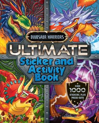 Ultimate Dino Warriors - Giant S & A Dino Warriors (Paperback)
