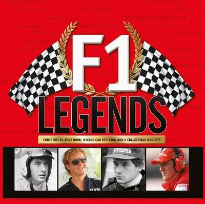 F1 Legends - Hobby Tins