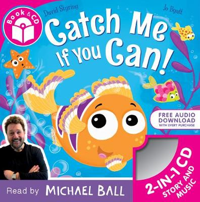 Catch Me If You Can - Picture Flats (Paperback)