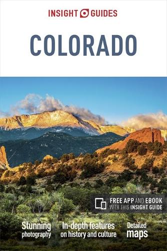 Insight Guides Colorado (Travel Guide with Free eBook) - Insight Guides (Paperback)