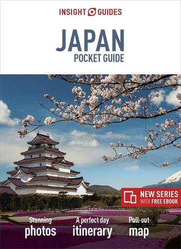 Insight Guides Pocket Japan (Travel Guide with Free eBook) - Insight Pocket Guides (Paperback)