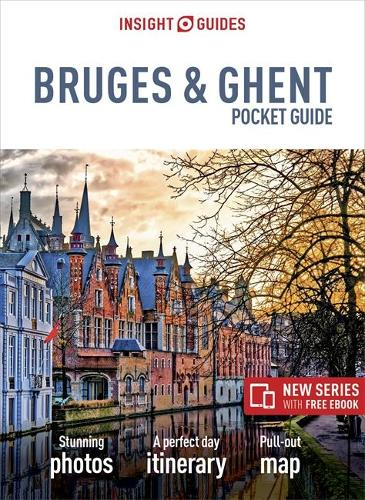 Insight Guides Pocket Bruges & Ghent - Insight Pocket Guides (Paperback)
