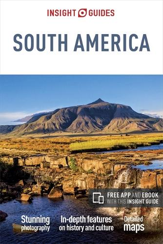 Insight Guides South America (Travel Guide with Free eBook) - Insight Guides (Paperback)