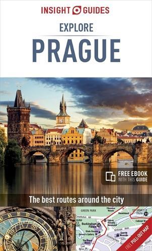 Insight Guides Explore Prague - Insight Explore Guides (Paperback)