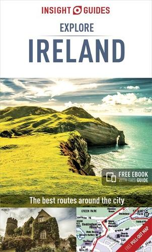 Insight Guides Explore Ireland (Travel Guide with Free eBook) - Insight Explore Guides (Paperback)