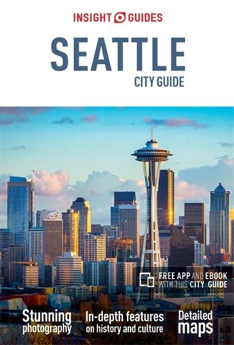 Insight Guides City Guide Seattle - Insight City Guides (Paperback)