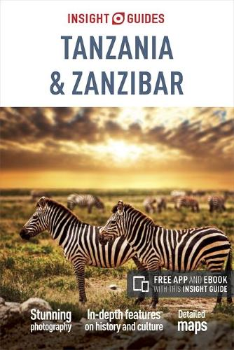 Insight Guides Tanzania & Zanzibar (Travel Guide with Free eBook) - Insight Guides (Paperback)