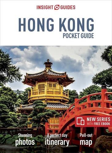 Insight Guides Pocket Hong Kong - Insight Pocket Guides (Paperback)
