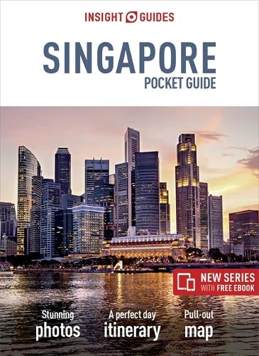 Insight Guides Pocket Singapore - Insight Pocket Guides (Paperback)