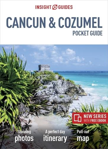 Insight Guides Pocket Cancun & Cozumel - Insight Pocket Guides (Paperback)
