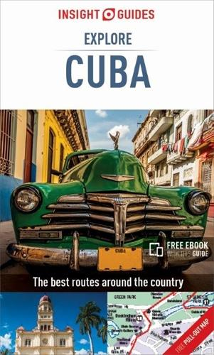 Insight Guides Explore Cuba - Insight Explore Guides (Paperback)