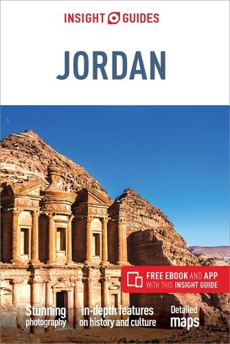 Insight Guides Jordan (Travel Guide with Free eBook) - Insight Guides (Paperback)